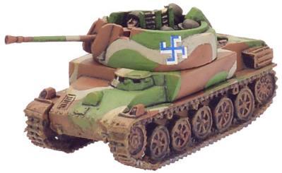 Flames of War: Finnish Landsverk Anti II AA-tank