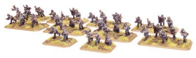 Flames of War: Finnish Jaakari Platoon