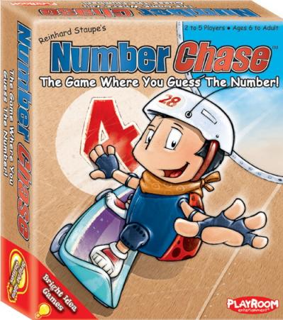 Number Chase: The Game Where You Guess the Number