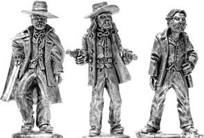 Artizan Designs Wild West: Doc Holliday & Wild Bill Hickock (3)