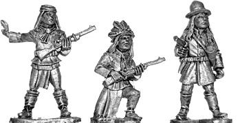 Wild West: Apache Characters II (3)