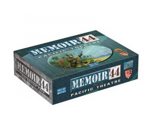 Memoir '44 Expansion: Pacific Theater Expansion