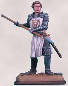 Male Knight w/Spear