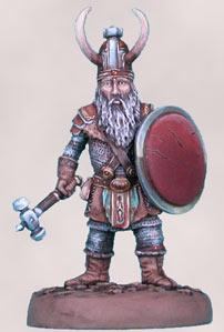 Parkinson Masterworks: Big Stash, Dwarf w/Hammer