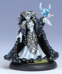 (Legion Of Everblight) Warlock Vayl Disciple