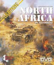 Lightning: North Africa - The Rommel Card Game