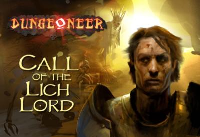 Epic Dungeoneer Card Game: Call Of The Lich Lord