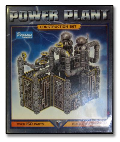 Power Plant Construction Set