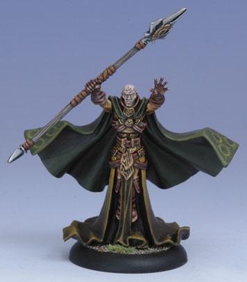 (Circle Orboros) Krueger The Stormwrath, Warlock