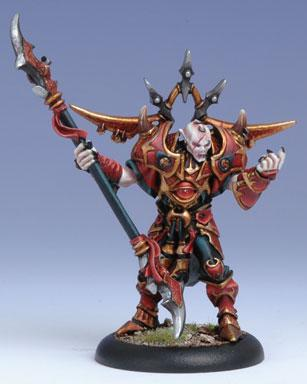 (Skorne) Warlock Lord Tyrant Hexeris