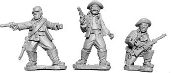 Artizan Designs Wild West: Buffalo Soldiers Command (3)