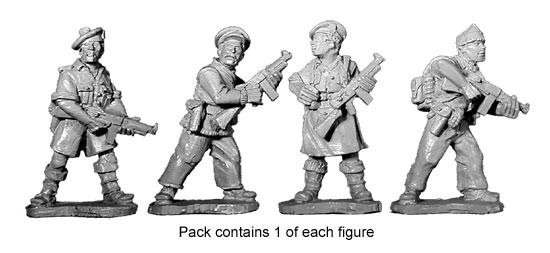 Artizan Designs WWII 28mm: British Commando Command (4)