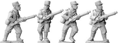 Artizan Designs WWII 28mm: French Foreign Legion II (4)