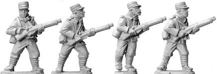 Artizan Designs WWII 28mm: French Foreign Legion III (4)