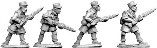 Artizan Designs WWII 28mm: Foreign Legion I (4)