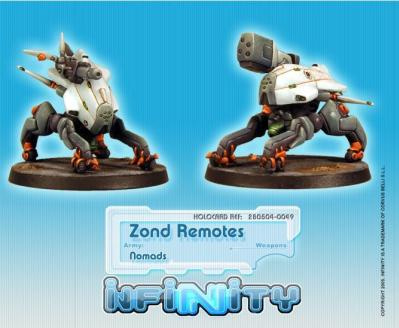Infinity (#049) Nomads Zonds Remotes (2)