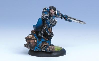 (Mercenaries) Magnus The Warlord, Epic Warcaster