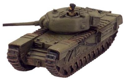 Flames of War: British Churchill IV (NA75)