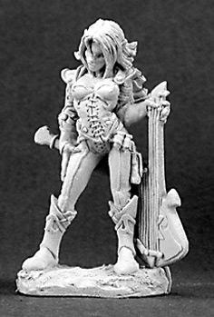 Dark Heaven Legends: Astrid, Female Chronicler