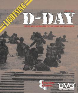 Lightning: D-Day Card Game