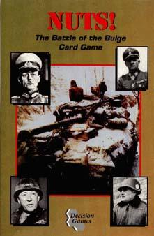 NUTS! The Battle of the Bulge Card Game