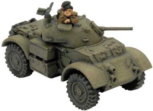 Flames of War: Staghound