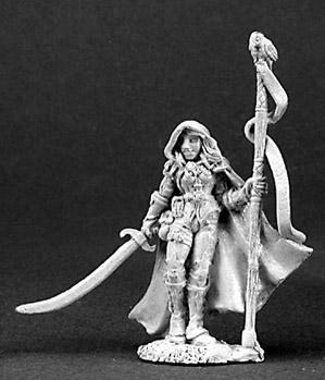 Dark Heaven Legends: Maralise Moonscythe, Female Druid