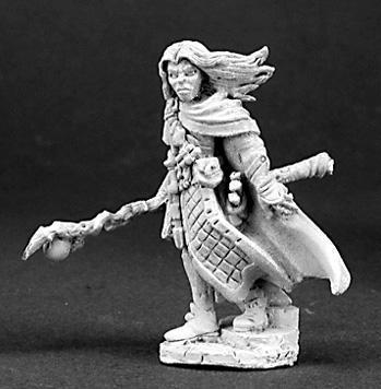 Dark Heaven Legends: Damar Hawkwinter, Adventuring Mage