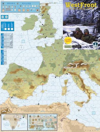 The War In Europe, 1943-45 (2nd Edition)