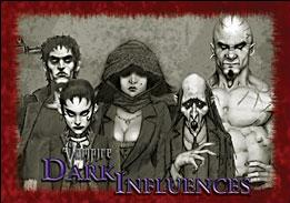Vampire: Dark Influences - The Card Game of Ruling the Night