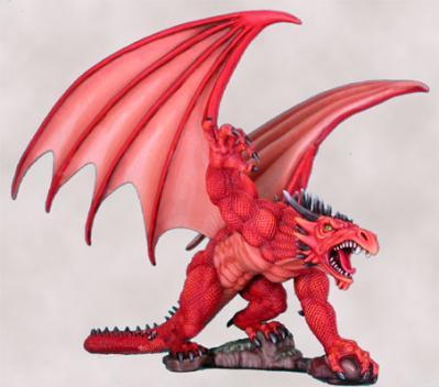 Easley Masterworks: Dragons Set #1