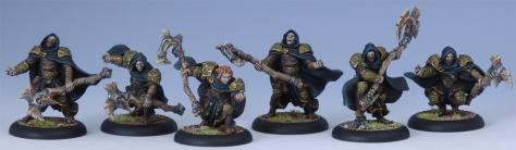 (Circle Orboros) Druids Of Orboros