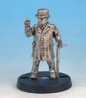 Black Scorpion Miniatures: Churchill (28mm)