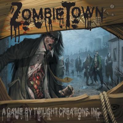 Zombie Town: The Board Game