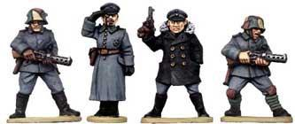 28mm Historical: German Mercenaries