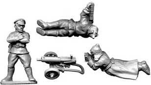 28mm Historical: Elite Bolshevik Machine-Gun