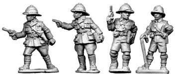 28mm Historical: British Officers