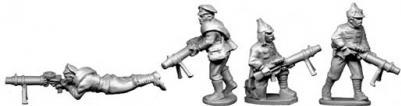 28mm Historical: Bolshevik Lewis Gunners