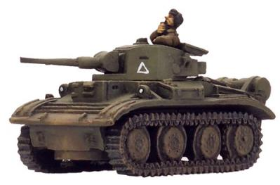 Flames of War: Tetrarch Light Tank