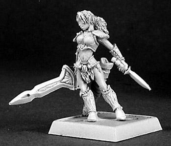 Warlord: Marda Of The Blade