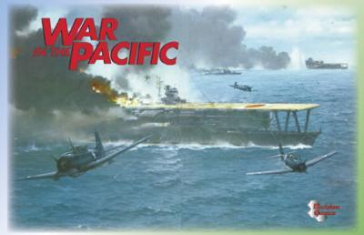 WAR IN THE PACIFIC: Massive World War II Board Game