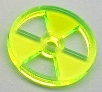 Nuclear Hazard Token Set (10)