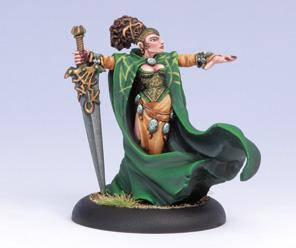 Hordes (Circle Orboros) Morvahna The Autumnblade, Warlock