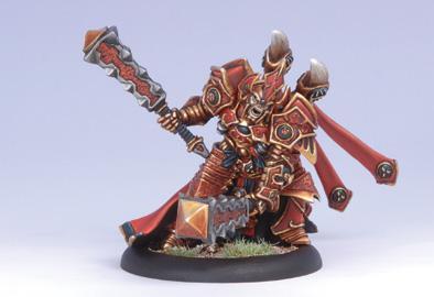 (Skorne) Warlock Tyrant Xerxis