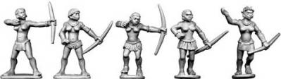 28mm Historical: Ngoni Female Archers