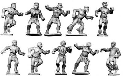 28mm Historical: Ngoni Warriors