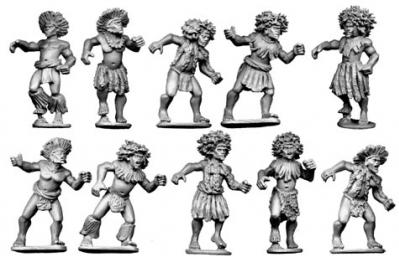 28mm Historical: Elite Ngoni Warriors
