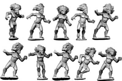 28mm Historical: Watuta Warriors