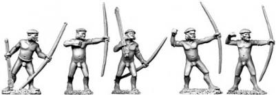 28mm Historical: Botocudo Indian Archers