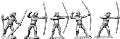28mm Historical: Amazon Indian Archers